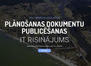 Plānošanas un publiskās apspriešanas platforma tergis.lv